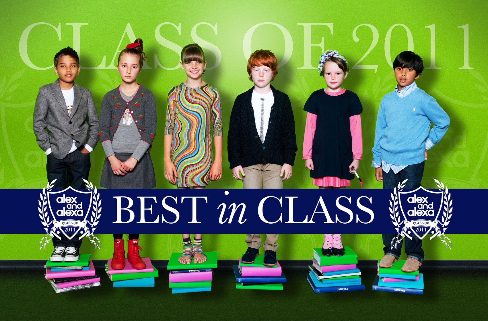 Alexandalexa Best In Class For Back To School Designer Clothes
