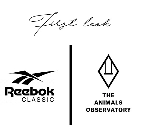 ccda921f5a3 Designer ProfilesFIRST LOOK THE ANIMALS OBSERVATORY X REEBOK CLASSIC  COLLECTION