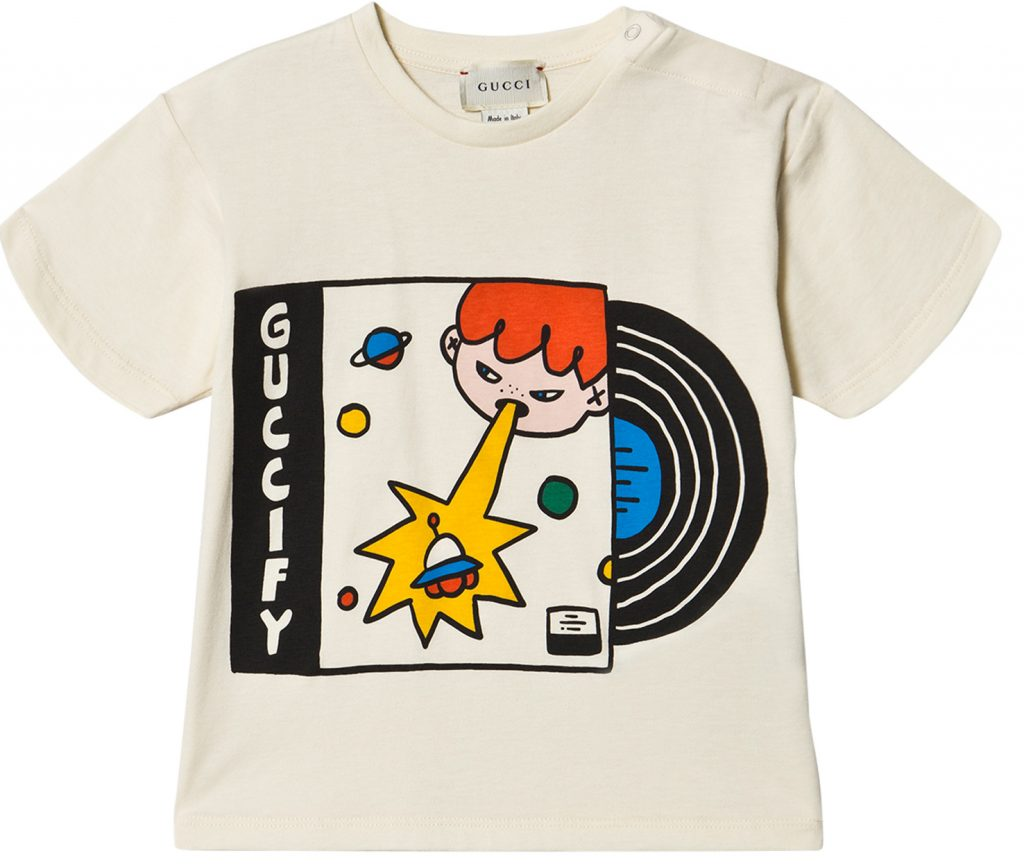 Gucci Space t-shirt