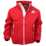 Red Hackett Jacket