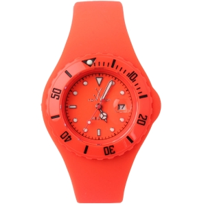 Small Orange Jelly Toy Watch