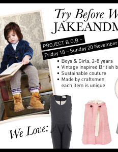 Jake and Maya kids clothes