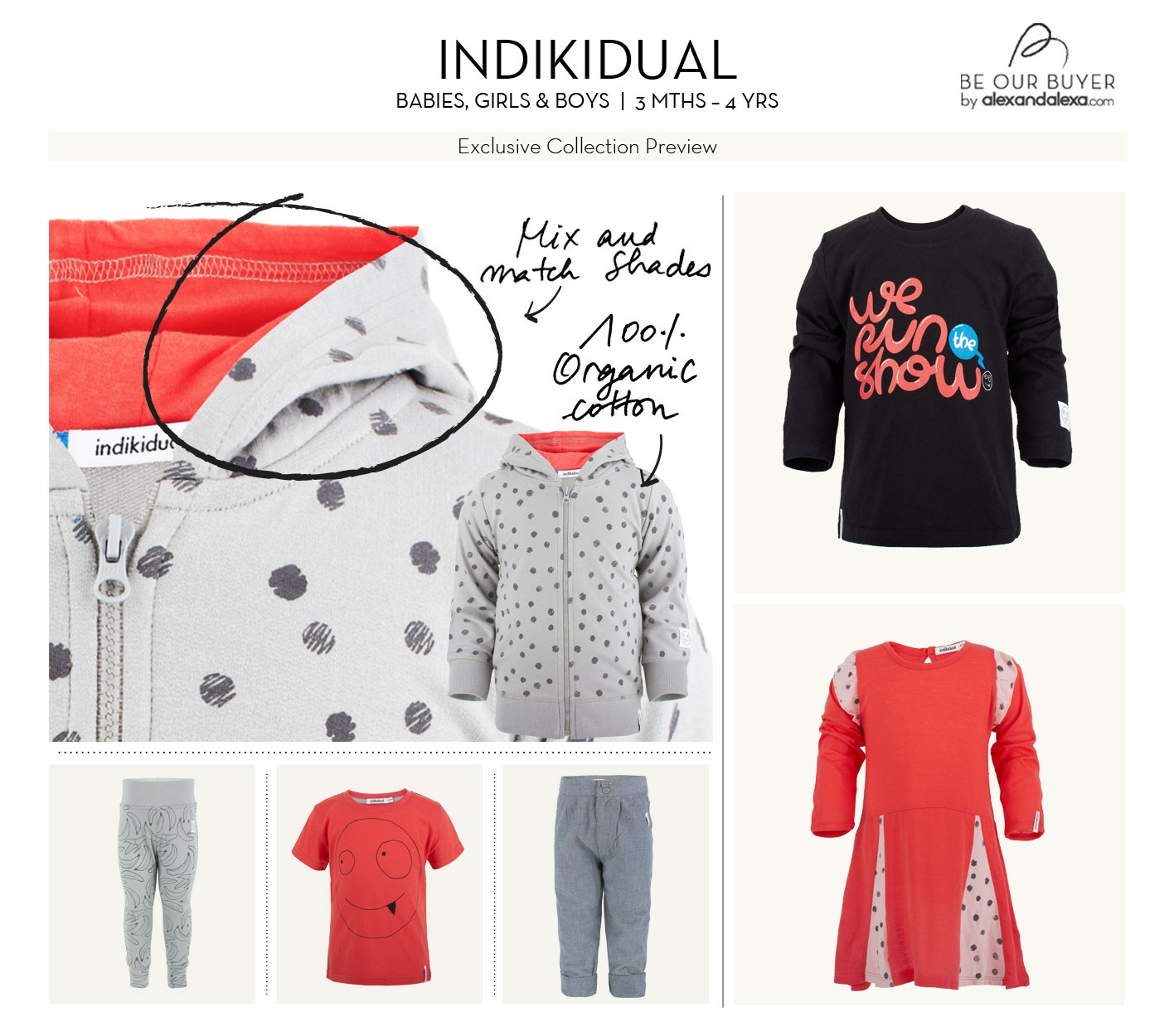 INDIKIDUAL COLLECTION PREVIEW