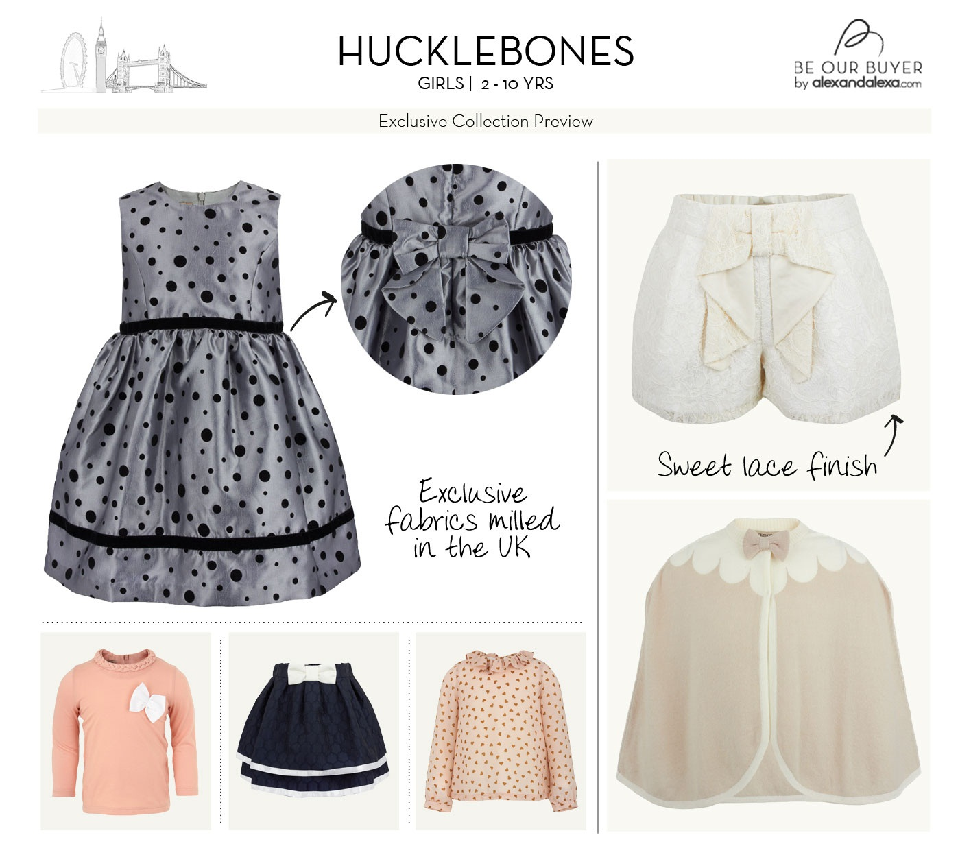 Hucklebones for girls