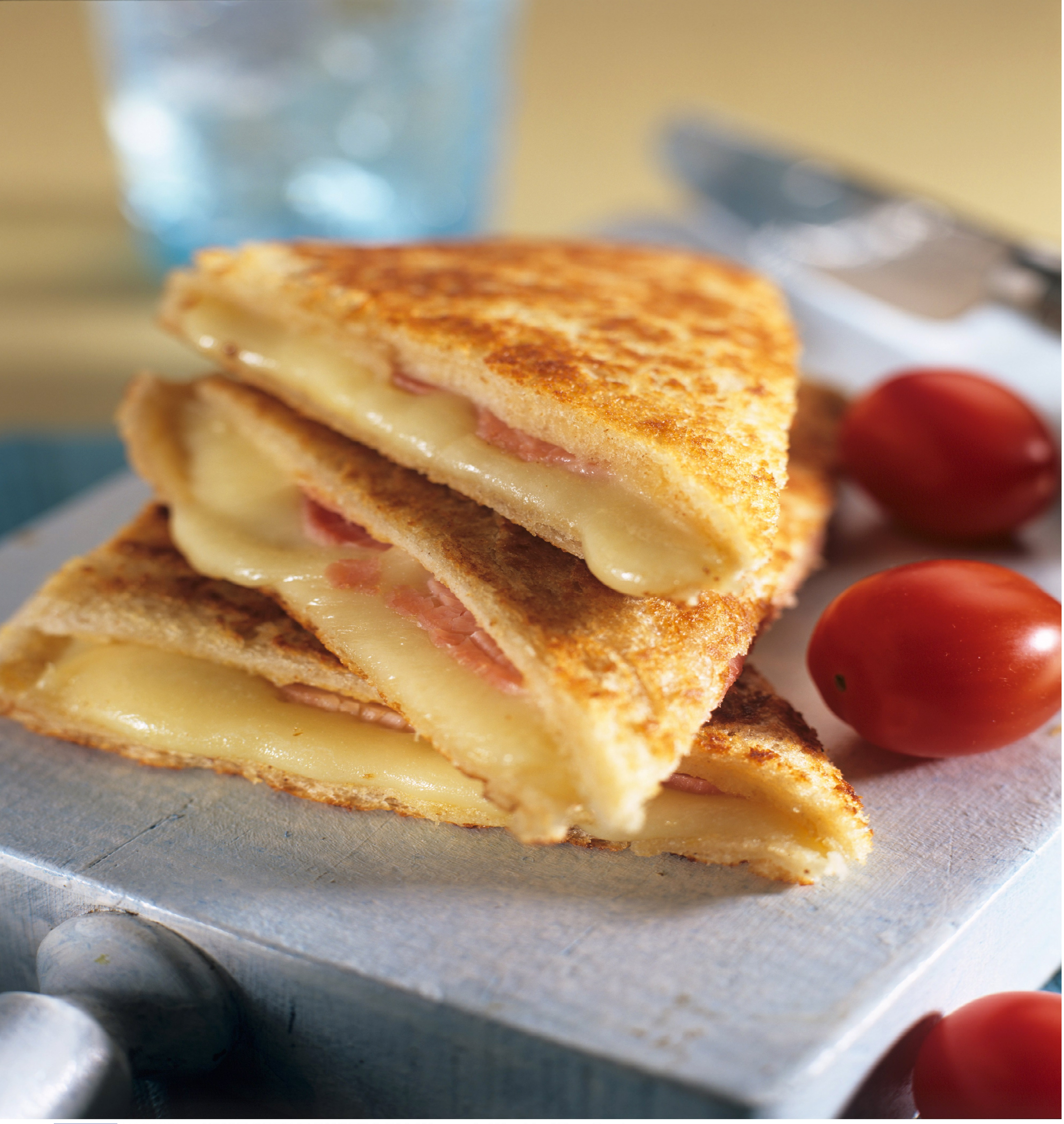 Croque Monsieur an easy to make french recipe for lunch or just a ...