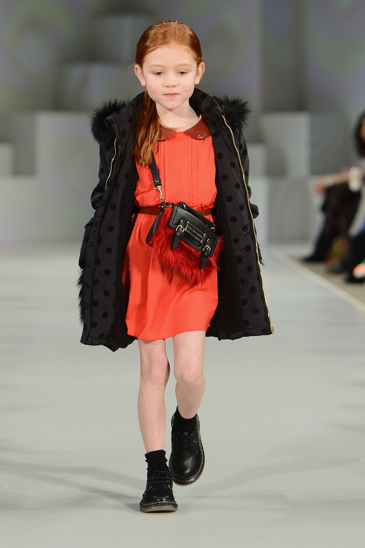 Runway Highlights From The AW13 Show Of Global Kids