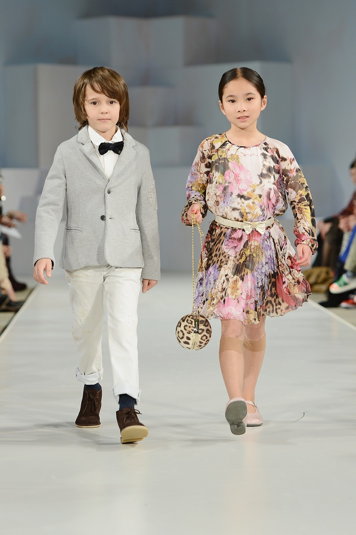 Runway Highlights From The Aw13 Show Of Global Kids Fashion Week
