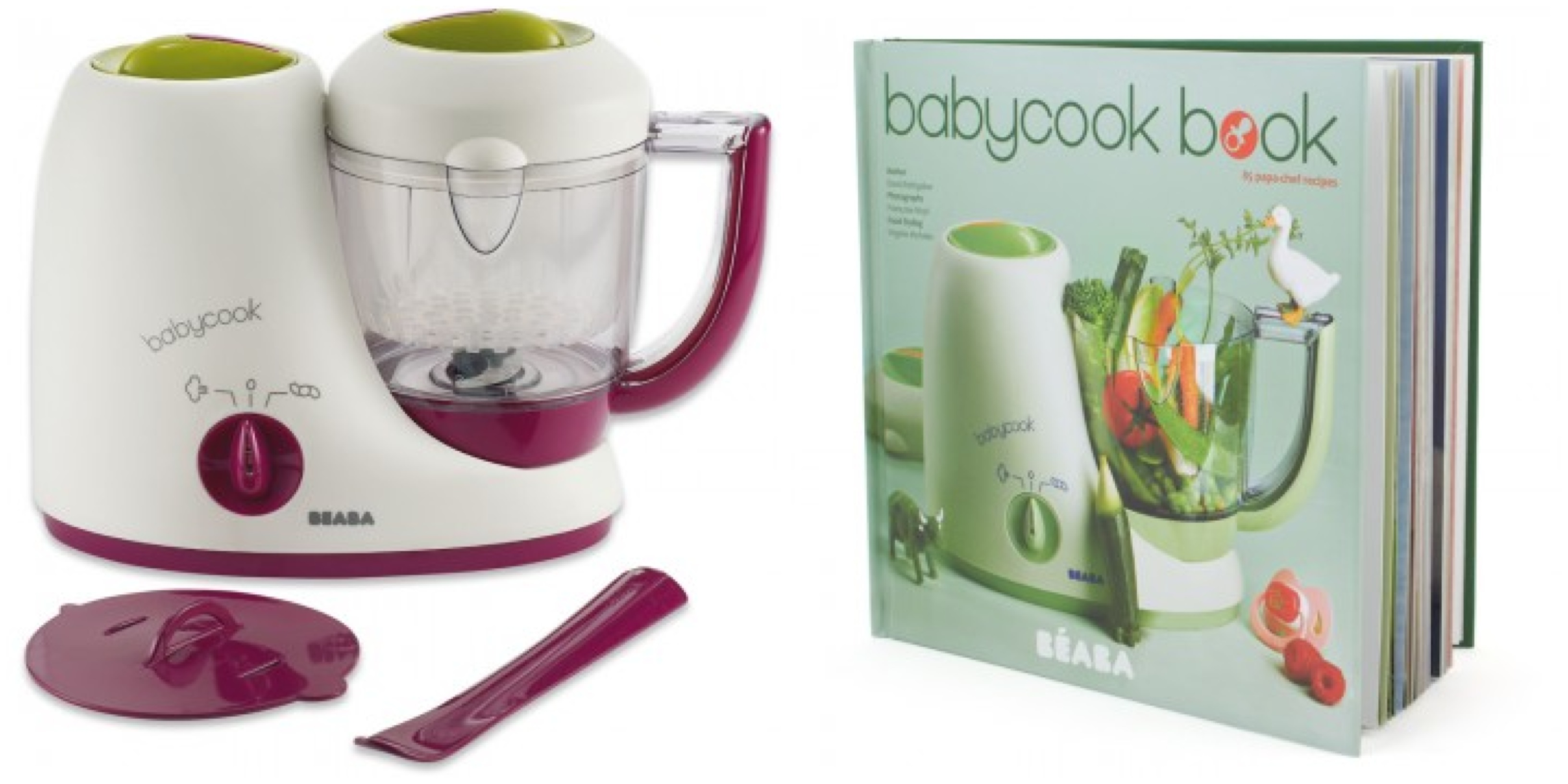 Our favourite recipes from the beaba babycook book image forumfinder Gallery