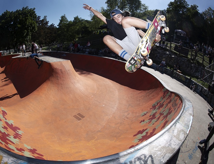 Vincent Matheron Stelfish Annecy DC Shoes