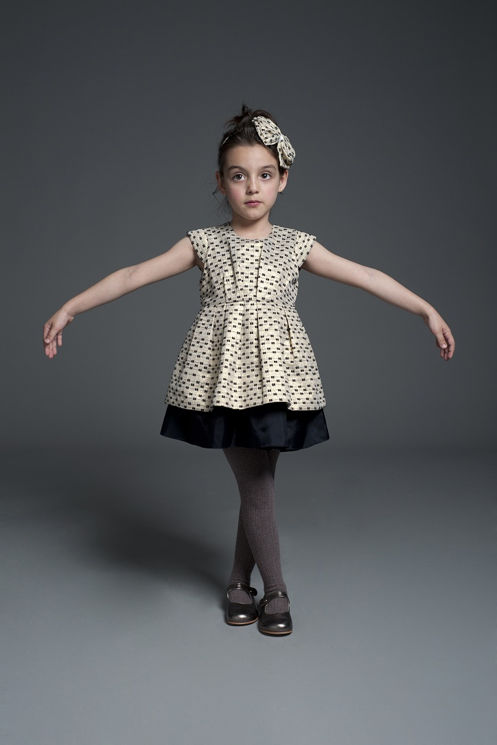 Young Girls Designer Clothing Designer Zoe Goldsmith