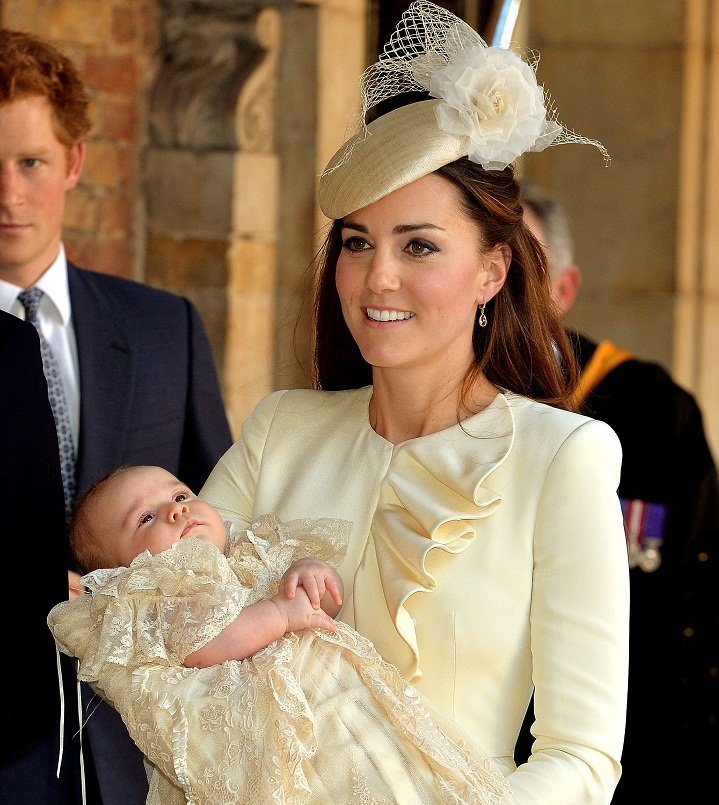 Highlights From Prince George's Royal Christening