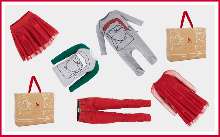 stella macartney kids christmas collection