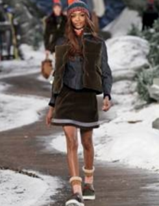 Tommy Hilfiger Fall Collection New York Fashion Week 2014