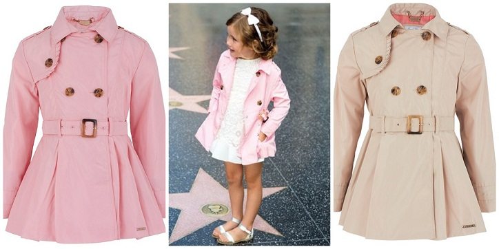 Spring trends for kids from Mayoral