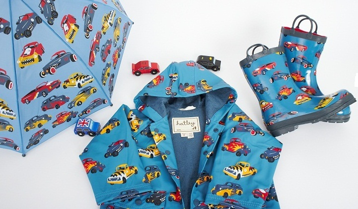 Our pick of Hatley's wet weather range, perfect for this ...