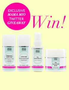 Mama Mio giveaway feature