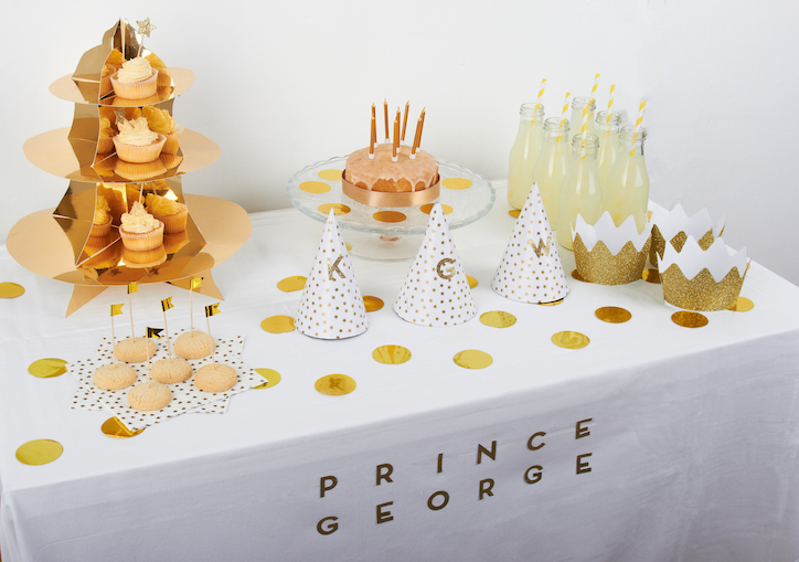 Prince George's Birthday Party
