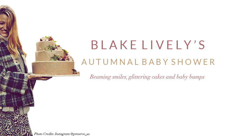 blake lively s autumnal baby shower