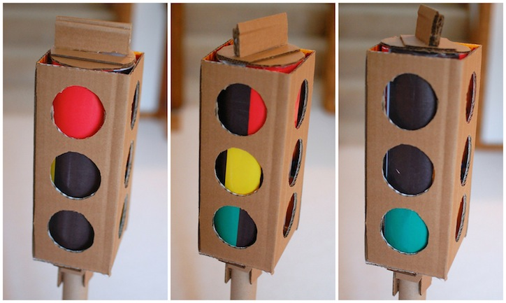 Cardboard Craft Projects Keep Them Entertained After Christmas