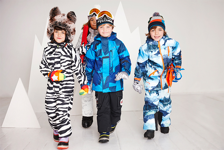 04a6c30c8f Skiwear for Kids  What to Wear on The Slopes