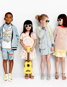 Stella McCartney Kids SS15 First Look