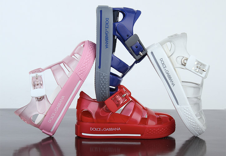 ac60eeb98a46 Top Five  Dolce   Gabbana Jelly Shoes