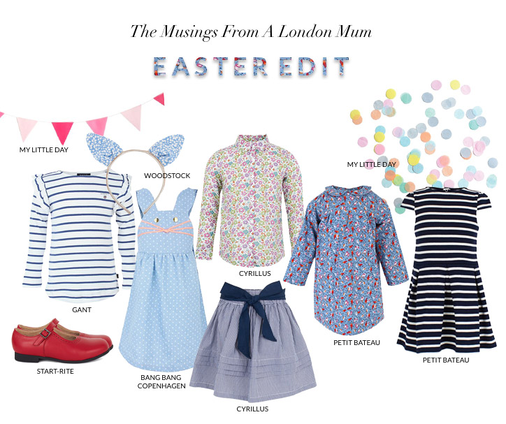 The Musings From A London Mum easter edit