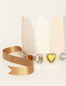 feather crown feature