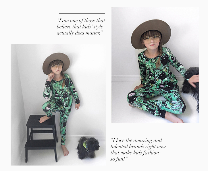 Cool Kid Autumn Style With Rachelle Francey Editor In Chief Of La