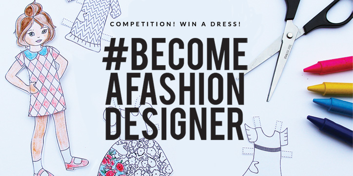 Become A Fashion Designer Colour In Our Downloadable Paper Doll To Win A Dress Alexandalexa