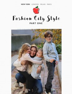 Fashion city style feature