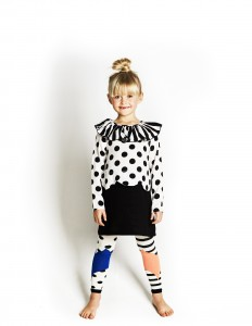 AW16 Abby, Dots & Stripes Tights