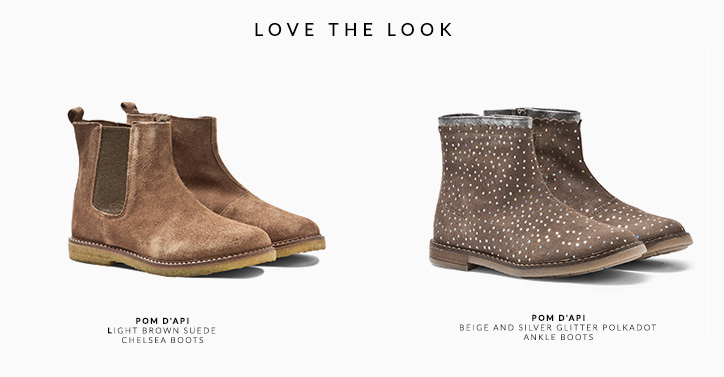 The Perfect Fit Boots from Pom d'Api with Little Spree