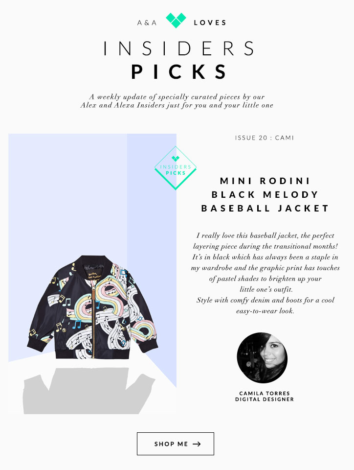 Mini Rodini Baseball Jacket