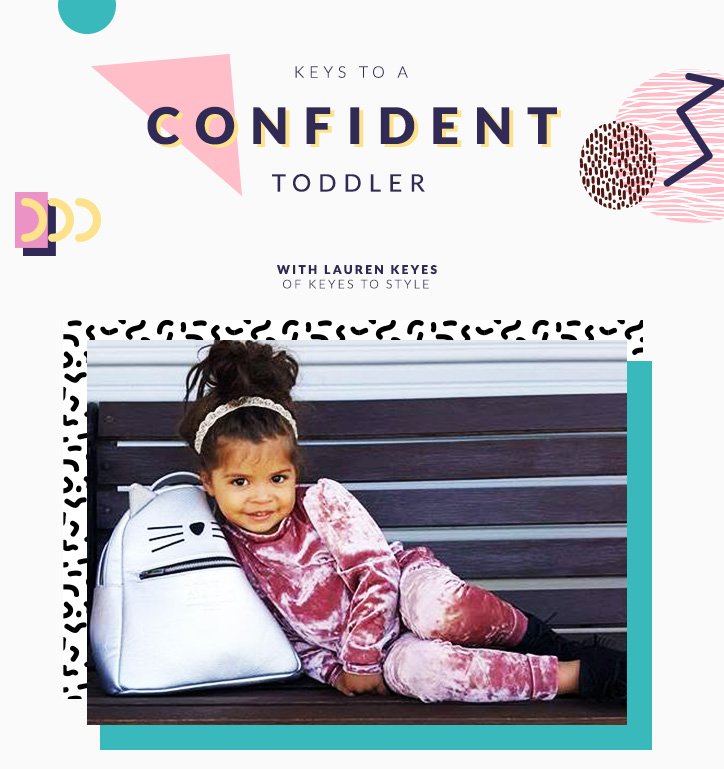 Keys to a Confident Toddler