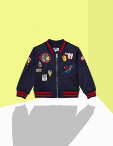 Insiders Picks : Fabric Flavours Marvel Bomber Jacket